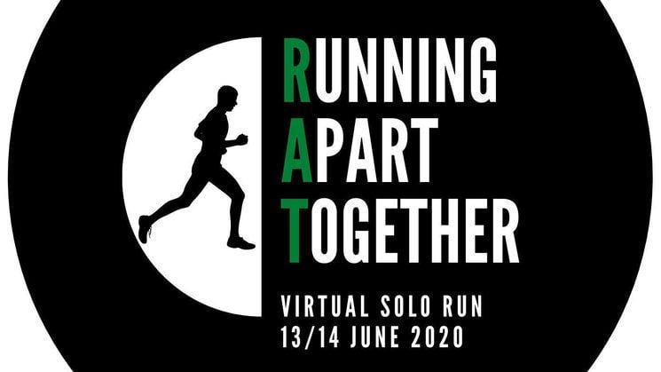 Running Apart Together: loop jij mee?